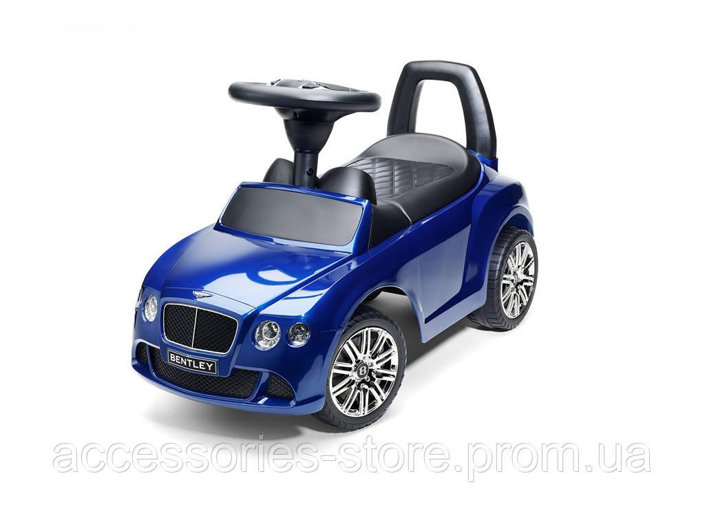 Детский автомобиль Bentley Continental GT, blue