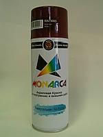 Краска аэрозольная MONARCA RAL 3005 Красное Вино