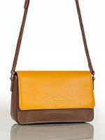 Итальянская сумка из натуральной кожи в 2х цветах Z28A-5602