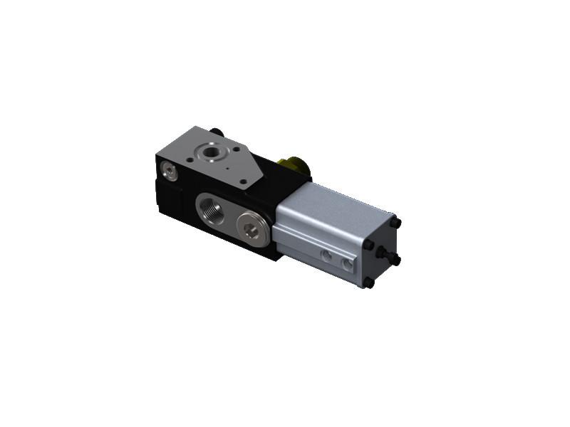 Обратный гидравлический клапан с разомкнутым контуром HV3 (Directional Check Valve ― Open Loop) аналог HYVA