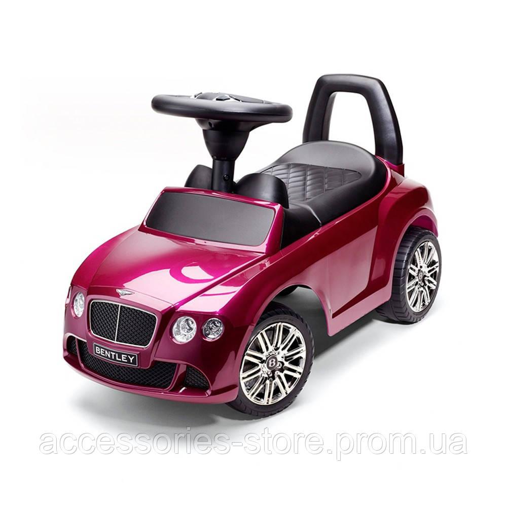 Детский автомобиль Bentley Continental GT, Magenta