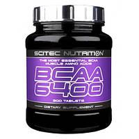 Аминокислоты (Бца) BCAA 6400 Scitec Nutrition