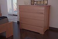 Комод деревянный из массива ясеня К3