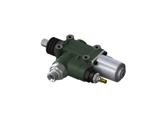 Обратный гидравлический клапан с разомкнутым контуром SA (Directional Check Valve ― Open Loop)