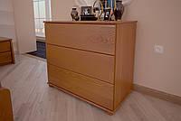 Комод деревянный из массива ясеня К4