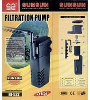 Внутренний фильтр для аквариумов 20-80 л, 350 л/ч