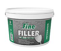 Шпатлевка акриловая ESKARO FINE FILLER финишная, 2,5л