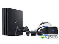 Sony PlayStation 4 (PS4) Pro 1Tb VR Camera Bundle
