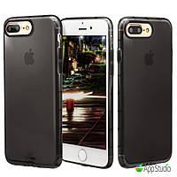Чехол- накладка Baseus Simple Series Case For iPhone7 Plus(Anti-Shock)Transparent Black
