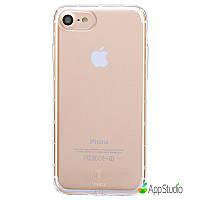 Чехол Baseus Simple Series Case For iPhone 7 (Anti-Shock)Transparent