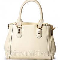 Женская сумка Gilda Tohetti бежевый цвет
