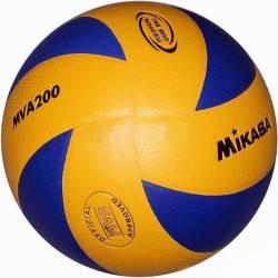 Мяч волейбольный Mikasa MVA 200 (оригинал), фото 2