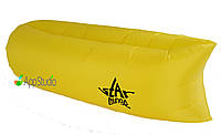 Надувной матрас Lamzac Star Lounge Yellow