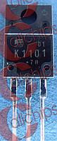 MOSFET N-канал 450В 10А FE 2SK1101 TO220F