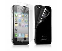 Защитная пленка iPhone 4\4S глянцевая тех.упаковка