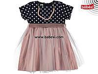 Нарядное красивое платье для девочки 2 года!!Турция!!!Платье, юбка, сарафан лето.Летняя одежда девочку