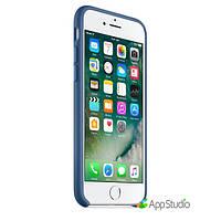 Чехол iPhone 7 Silicone Case - Ocean Blue