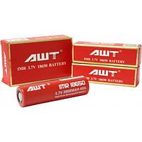 Аккумулятор AWT 18650 3.7V 3000 MAH 40A