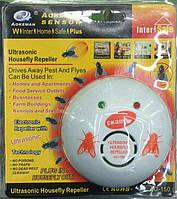 Ультразвуковой отпугиватель мух Ultrasonic Housefly Repeller AO-150