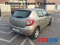 Плёнка Ultra Vizion Titanium 10
