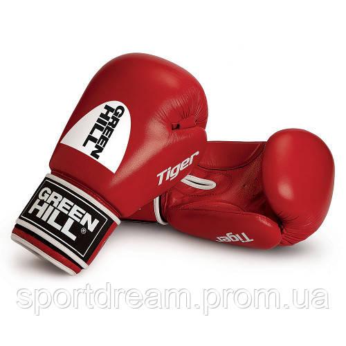 Перчатки боксерские Green Hill Tiger AIBA - Интернет магазин «Sport2u» в Днепре