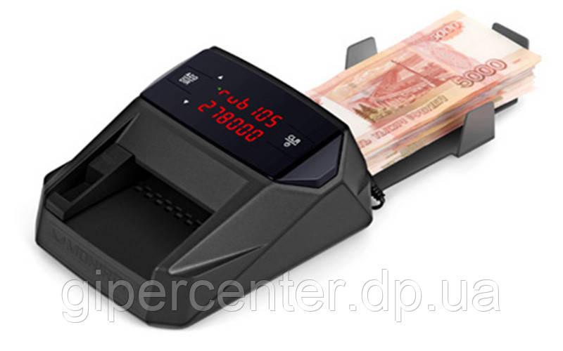 Мультивалютный автоматический детектор валют Moniron Dec Multi 2 Black
