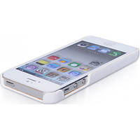 HOCO Duke Advance Back Case for iPhone 5 white