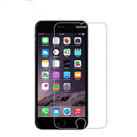 Защитное декоративное стекло iPhone 6 девочка