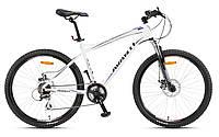 """Велосипед AVANTI 26"""" FORCE AL 2015 рама16"""" білий AV00036"""