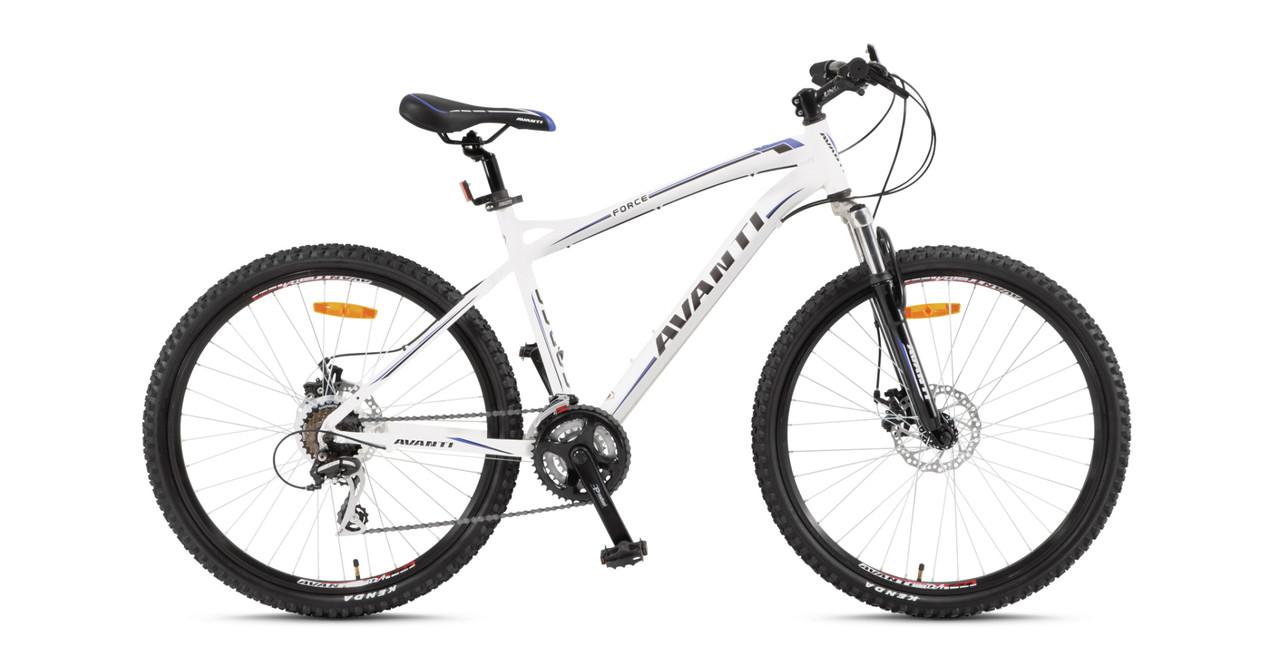 """Велосипед AVANTI 26"""" FORCE AL 2016 рама 18"""" білий AV000062"""