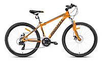 """Велосипед AVANTI 26"""" GALANT AL 2016 рама 19"""" помаранчевий/сірий/матовий AV000069"""