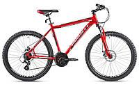 """Велосипед AVANTI 26"""" SMART AL 2016 рама 21"""" червоний/сірий/матовий AV000067"""