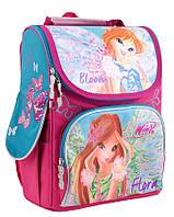 553176 Рюкзак каркасный H-11 Winx mint, 34*26*14