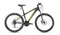 """Велосипед 26"""" SX-4000 Disk 2016 рама 19"""" чорний/матовий (SP000075) SPELLI"""