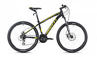 """Велосипед 26"""" SX-4000 Disk 2016 рама 15"""" чорний/матовий (SP000096) SPELLI"""
