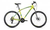 """Велосипед 26"""" SX-3700 Disk 2016 рама 19"""" зелений/матовий (SP000097) SPELLI"""