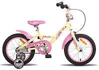 "Велосипед 16"" ALICE 2014 бежевий/матовий (SKD-16-66) Pride"