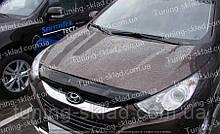Дефлектор Хюндай ix35 (мухобійка Hyundai ix35)
