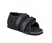 Взуття для ходьби в гіпсі Qmed. Взуття для гіпсу Postoperative Shoe / Plaster Protection
