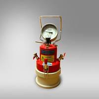 Прибор для измерения содержания воздуха свежего раствора в соответствии с EN 1015-7