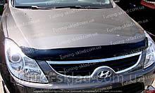 Дефлектор Хендай ix55 (мухобійка на капот Hyundai ix55)