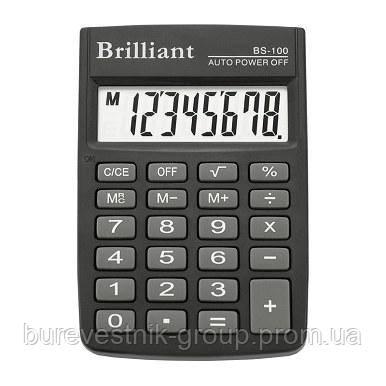 Калькулятор Brilliant BS-100