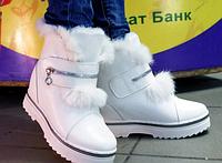 Женские зимние ботинки 1-285