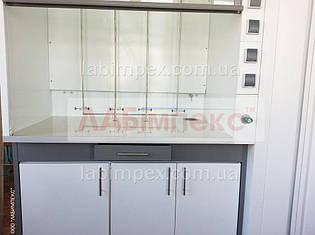 Шкафы вытяжные лабораторные, Украина 1