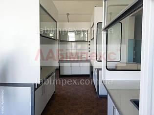 Шкафы вытяжные лабораторные, Украина 12