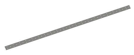 Перфорированная монтажная полоса 80х1200х2 мм. ТМ Кольчуга (Kolchuga), фото 2