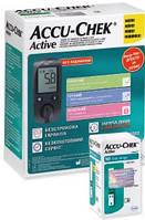 Глюкометр Accu-Chek® Active 5-го поколения