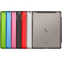 Чехол- накладка пластиковая для iPad 2/3/4 все цвета