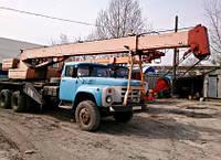 Аренда Автокрана ЗИЛ КС-3575 Гя