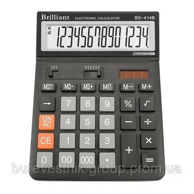 Калькулятор Brilliant BS-414B